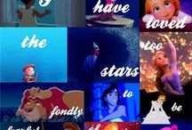 It all started with a mouse... / My love of Disney.  / by Jessica Knight