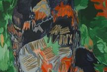 My artwork / by Manon Labrosse - Artiste en arts visuels
