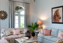 Soft Hued Rooms / by Margaret*C