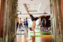 Yoga / by Lorraine Hudson