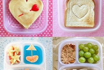 Lunch box ideas / by Sherry Fabre