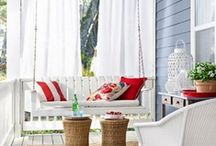 Deck ideas / by Heather O'Leary