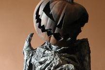 Halloween Prop Building / by Zombie Pumpkins!