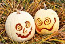 Halloween All Hallows' Eve /  Scary ideas, spooky themes and creepy things to do and make  / by Dawn & Donnie Derrick