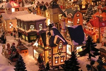 Christmas villages / by margo langdon