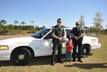 Community Events / This board highlights various events within the community.  From McGruff visiting with pre-school children to Santa Patrol, the WCSO reaches out and embraces the community in an attempt to foster relationships and empower the people. / by Walton County Sheriff's Office