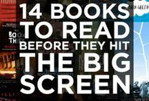 Books to read and more / Books I want to read and also books to read before the movie comes out!!! / by Judith Vinesett