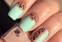 Nails, Nails, Nails / by Victoria Cobb