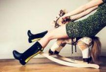 Nowa kolekcja - Jesień / Zima 2013 / NOWOŚĆ! Zainspiruj sie najnowszą kolekcją #butów i #torebek  http://www.sarenza.pl/ / by Sarenza.pl