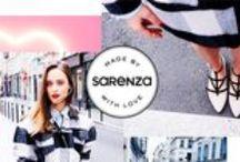 Made by Sarenza with love / Obcas, który wysmukli  sylwetkę, idalne botki, graficzne szpilki... buty, który w mngnieniu oka dopasują się do wszystkiego! Styl, bezczelność, męskie elementy, które jeszcze bardziej podkreślą kobiecość. Oto kolekcja butów Sarenza! Przygotuj się na ciekawe odkrycia! / by Sarenza.pl