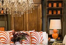 For the Home  / An array of home interior designs with mixture of furniture, accessories and decor.  / by Yumiko Neal