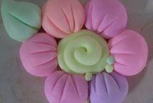 Porcelana Fria - Gumpaste -Fimo- Clay -  Foundant / by Vanessa Vargas