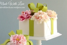Cake Decorating Inspiration  / by feo didi
