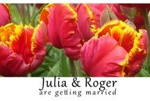 For my bridesmaids / by Julia Barsi
