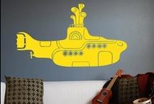 Casa & Rock / Decore sua casa no estilo Rock 'N' Roll / by Little Rock