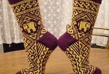 Socks. / by Helen Howard