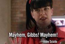 NCIS / Gibbs | Ziva | DiNozzo | McGee| Abby | Duckie | Mr. Palmer | Director Vance | Kate | Director Shepard / by McKenzie Casillas