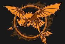 Fantastic Dragons / We love dragons at FantasyCon! So much so that we made one of our own! www.fantasycon.com / by FantasyCon