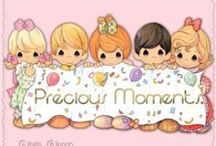 Precious Moments / All Precious Moments  / by D Crafter