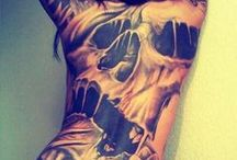 Inky Things / awesome tattoos / by Bekkieeeee