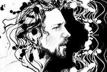 Eddie Vedder / .<3 / by Kari Sagredo