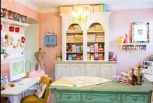 Home Decor & Craft Rooms / by Hazel Miggins