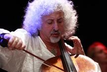 Misha Maisky's Hair / by Fein Violins