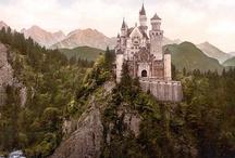 Castles / by Leslie Johnson
