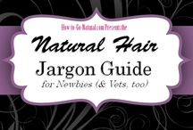 We 'bout that natural life! / Say it loud & proud RIGHT here!  / by How to Go Natural With Your Hair