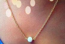 jewelry & accessories  / by Shelly Lamberta