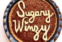 Pecan Pie Tutorial / Pecan pie tutorial at sugarywinzy.com / by SugaryWinzy