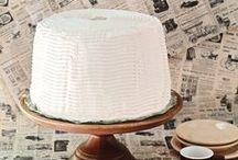 Chiffon Cakes / by SugaryWinzy
