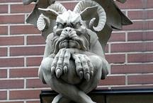 Gargoyles & Dragons / by Jane Lewis