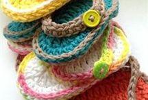 Crochet / de todo 1 poco / by Merche Dorantes