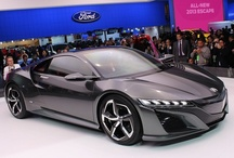 Concept Garage / by BBC Autos