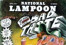 National Lampoon Magazine / by Dusty Day