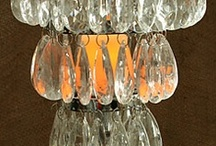 Bling - Crystals - Garland and Pearls / Add Anything That Shines and Glimmers For All Your Events  / by Battery Operated Candles