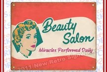 Salon / Hair salon / by Erica Handy