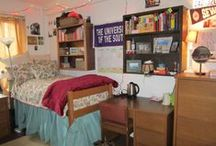 Dorm Room Decorating  / by Sewanee Residential Life