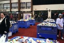Donations to the Foodbank / by Greater Cleveland Food Bank
