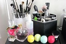 {Beauty & Hair Product Organization | Storage} / by Desserts Designed