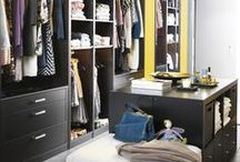 {Organized Closets} / by Desserts Designed
