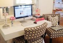 {Stylish Workspaces} / by Desserts Designed