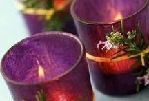 Candle Light, Votives & Tabletop Lighting - WEDDING / by Lisa Thorarinson Weddings