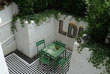 09. Tuinen / #tuinen #buitenkeuken #tuinmeubels #schuttingen / by Sontrop Architectuur