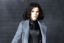 Thriller Actress's / Actress's of Thrillers movies, The Avengers etc / by Ronald Childs