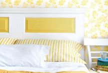 dream bedroom ideas / by Clair Bremner