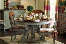 Home | Dining Room / by Carrie Alexander