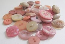 mostly Buttons in an old tin....... / I have always loved the feel of buttons.... now I can see them too...... and they are wonderful. / by Claire Fairall Designs