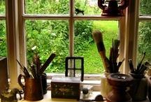 Craft/Art Ideas STUDIOS / by Sharon Rains